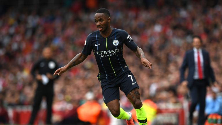 best sneakers 41798 d4868 Real Madrid renew interest in Manchester City's Raheem ...