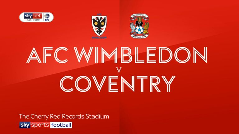 Wimbledon v coventry betting preview namecoins to bitcoins for dummies