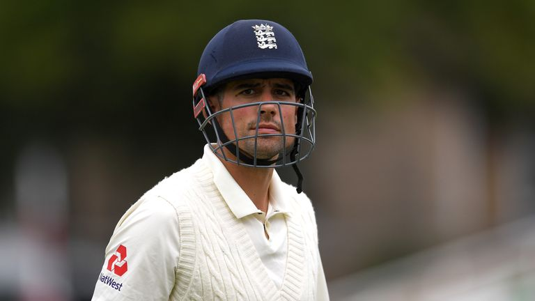 Only Alastair Cook knows whether it is time for him to quit Test cricket, says Rob