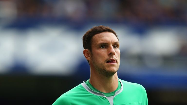 Alex McCarthy has racked up some early points