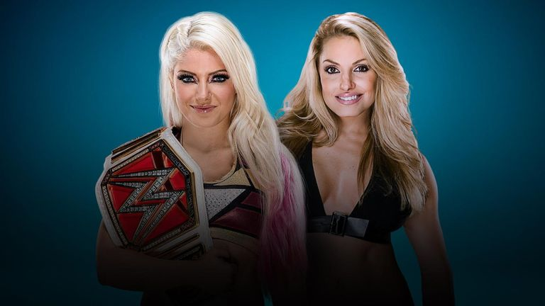 Hall of Famer Stratus will Alexa Bliss at Evolution live on Sky Sports Box Office in October