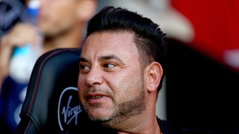 Antonio Mohamed saw his Celta Vigo side win for the first time this season