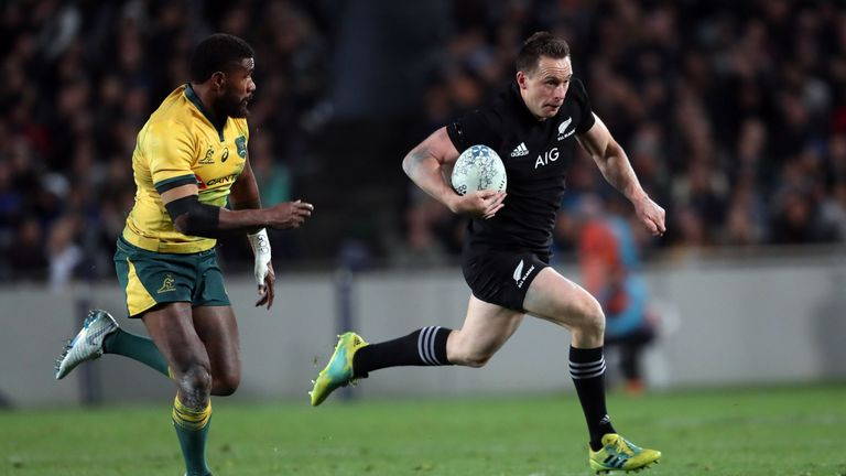 Ben Smith is a wonderfully creative force in the All Black backline