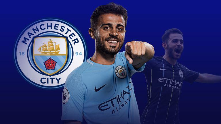 Bernardo Silva could be set for a big season at Manchester City