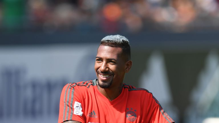 PSG and Bayern have reportedly fallen out over Jerome Boateng