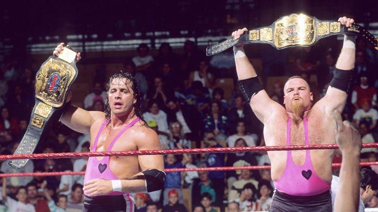 Bret Hart says he owes Jim 'The Anvil' Neidhart everything | WWE
