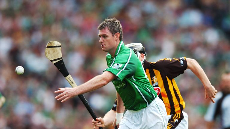 Current Limerick selector Brian Geary is one of the few remaining links to Limerick's last All-Ireland final appearance in 2007