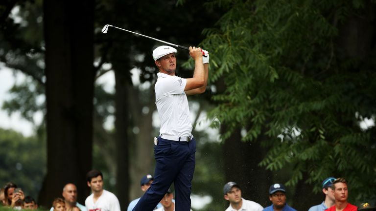DeChambeau the man to beat at season-ending Tour Championship