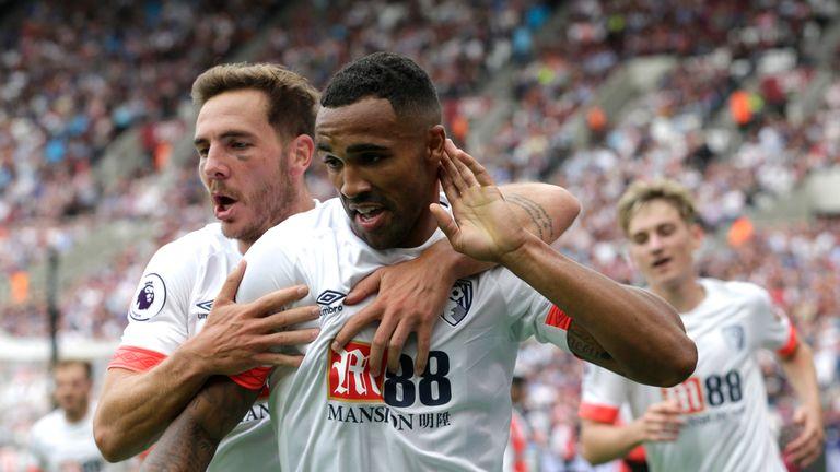 Wilson scored against West Ham in ugust
