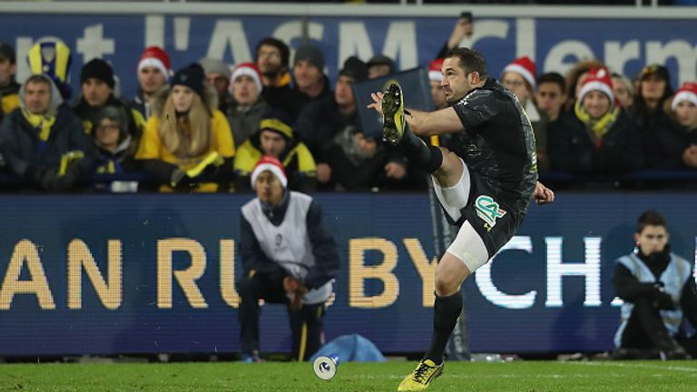 France international full-back Scott Spedding has joined Castres from Clermont