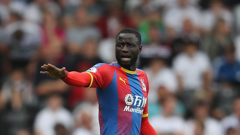 Cheikhou Kouyate is a big loss for West Ham, according to Paul Merson