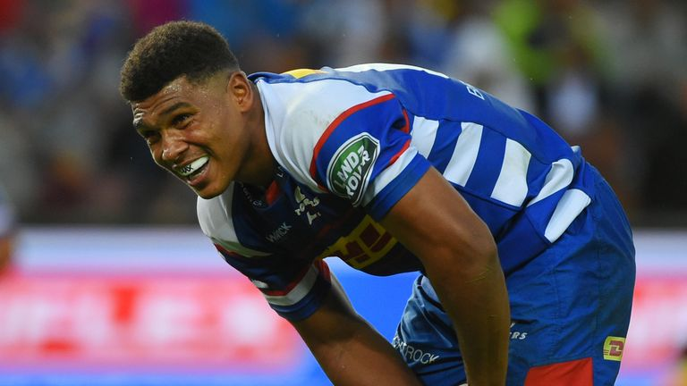 Stormers full-back Damian Willemse is in line for a Springbok debut