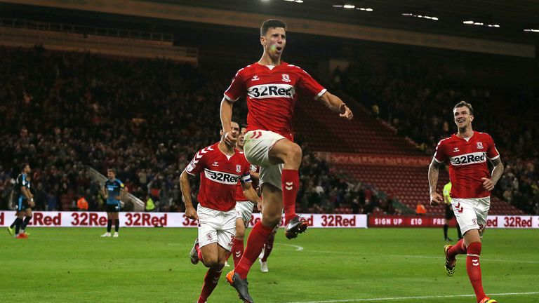 Middlesbrough's Daniel Ayala returns from suspension