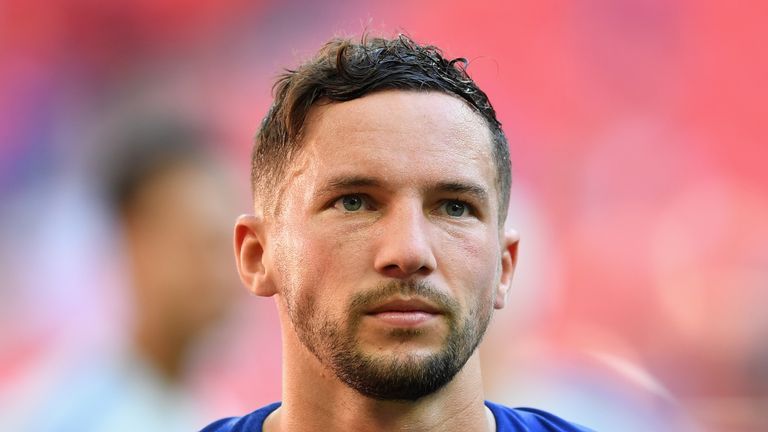 Drinkwater has featured only in the Community Shield for the Blues this season