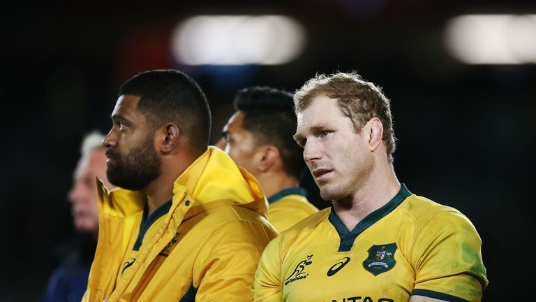 David Pocock has been Australia's best player during the 2018 Rugby Championship