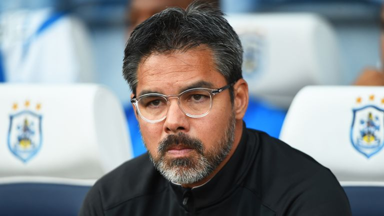 David Wagner hopes his Huddersfield side can spring an opening-day surprise