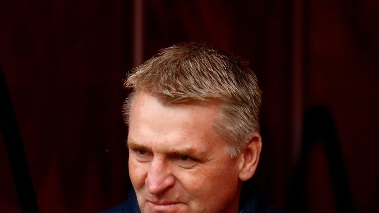 Dean Smith is the current manager at Brentford