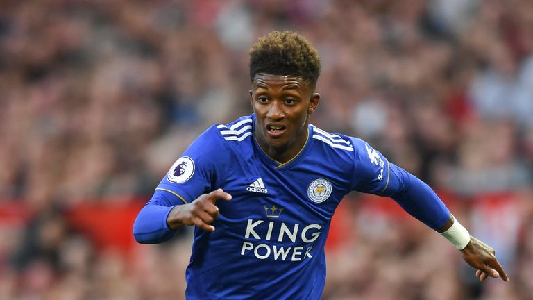 Leicester City's Demarai Gray facing weeks out following ankle injury | Football News | Sky Sports