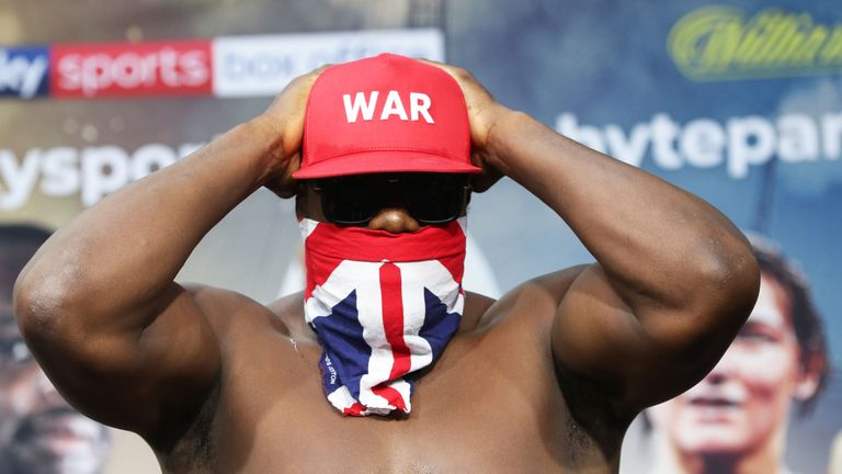 Dereck Chisora is confident that a rematch with Dillian Whyte will be agreed
