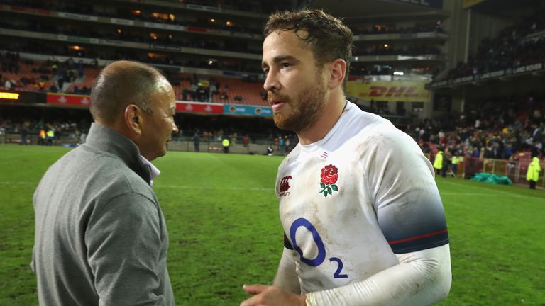 Cipriani has yet to feature in an Eddie Jones squad since June 2018