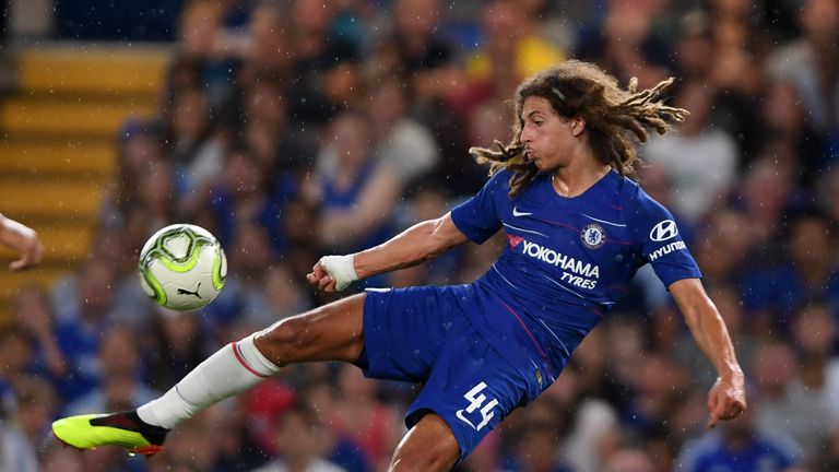 Ampadu impressed during Chelsea's pre-season campaign