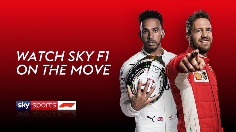 The Mexican GP: How and when to watch live on Sky Sports