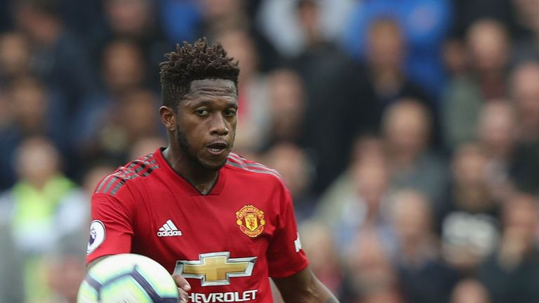 Fred is looking to establish himself in the Premier League
