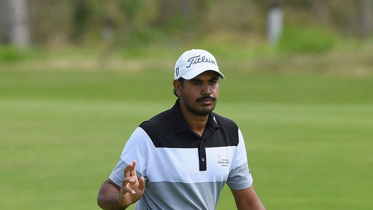 Bhullar was playing in his 106th European Tour event