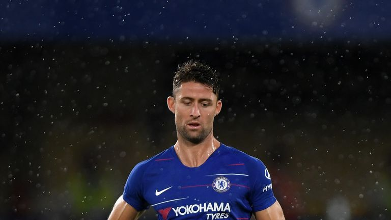 Gary Cahill says he may have to leave Chelsea in January