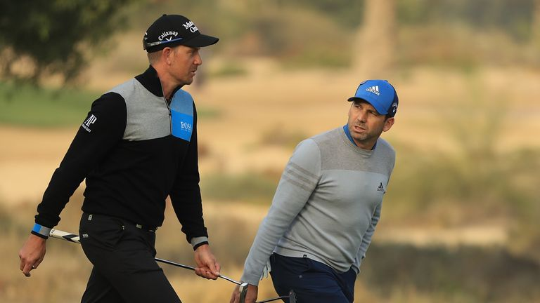 Henrik Stenson and Sergio Garcia are likely to be reliant on a captain's pick for the Ryder Cup after their missed cuts at the PGA Championship
