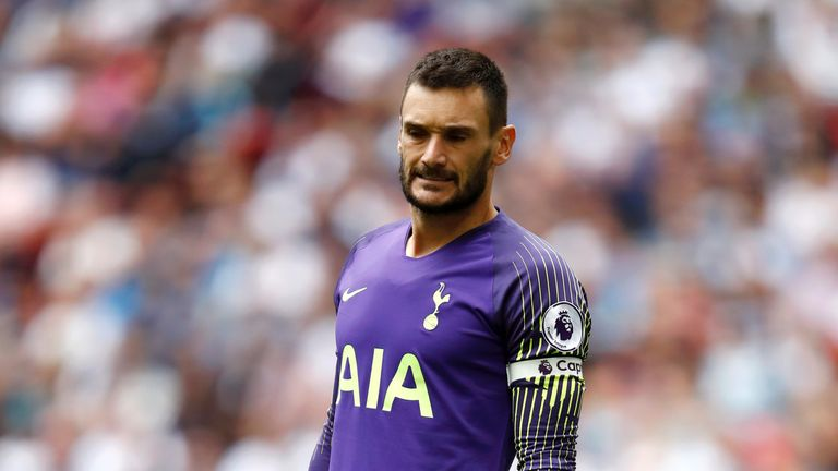 Tottenham's Hugo Lloris has not been on top form this season