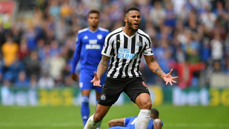 Jamaal Lascelles is expected to be back in Newcastle's squad this weekend