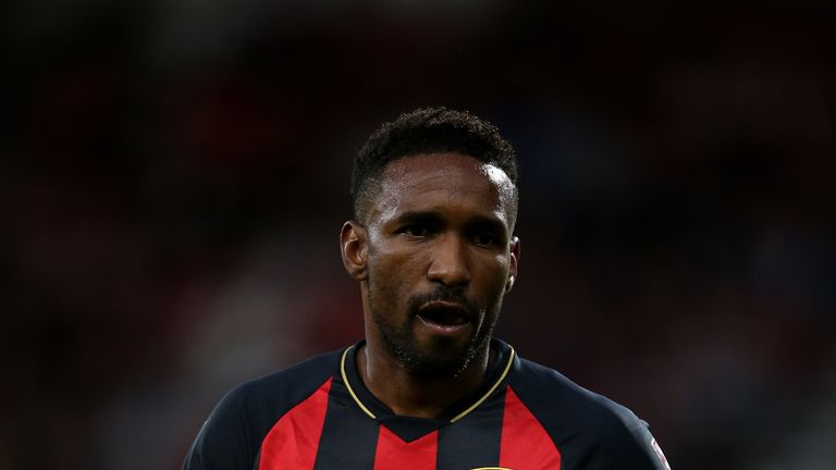 Jermain Defoe has also been mentioned with Palace in recent weeks
