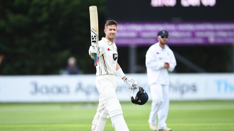 Joe Denly is a contender to replace Cook in the England Test side
