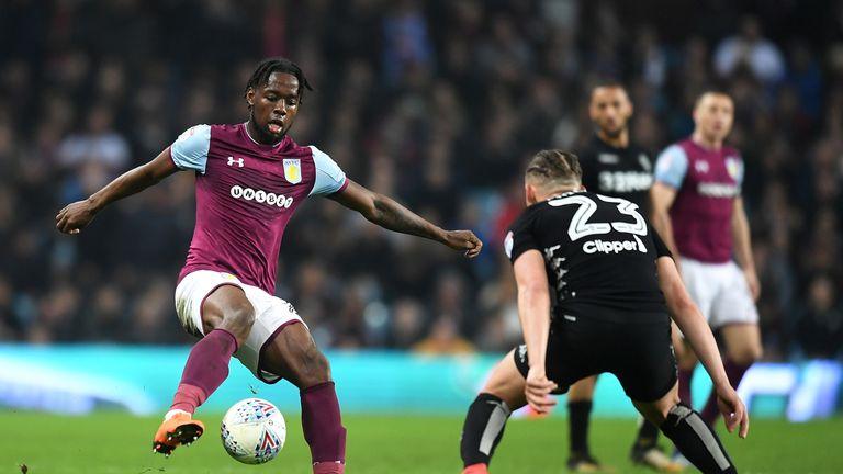 Josh Onomah spent last season on loan at Villa and made 33 Championship appearances