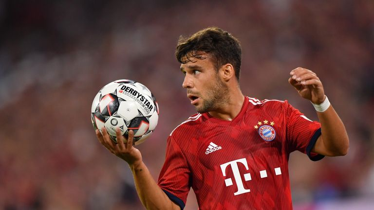 PSG defender Juan Bernat refused to be drawn on Bayern president Uli Hoeness' attack on him
