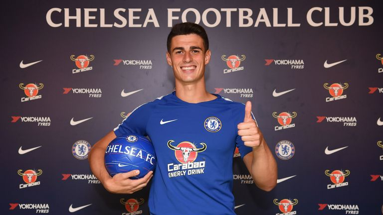 get cheap 47f52 137ce Chelsea seal £71.6m Kepa Arrizabalaga signing from Athletic ...