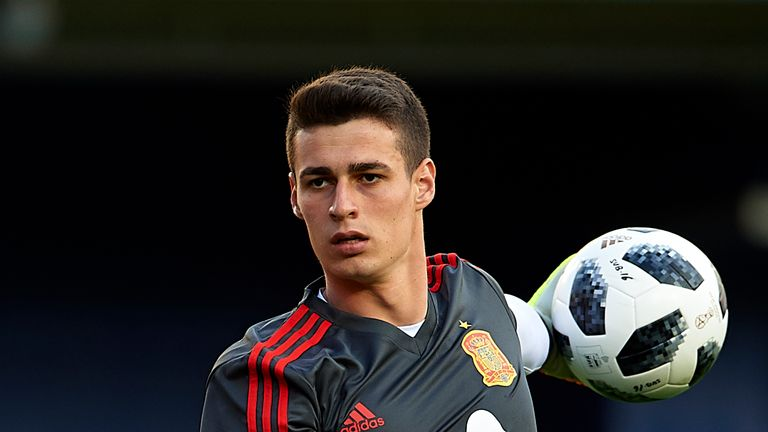 Kepa Arrizabalaga has joined Chelsea to replace Thibaut Courtois