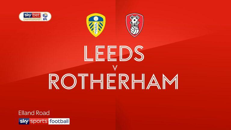 Leeds v Rotherham