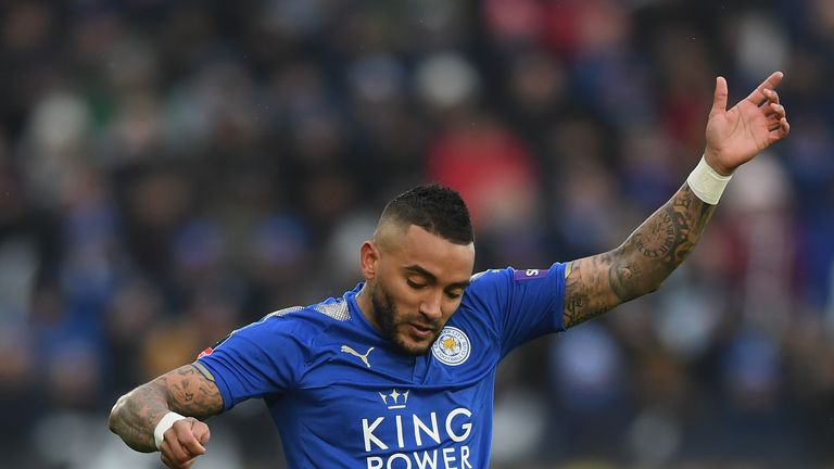 Danny Simpson has been with Leicester for four years