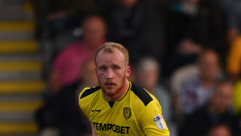 Liam Boyce is a target for Bolton