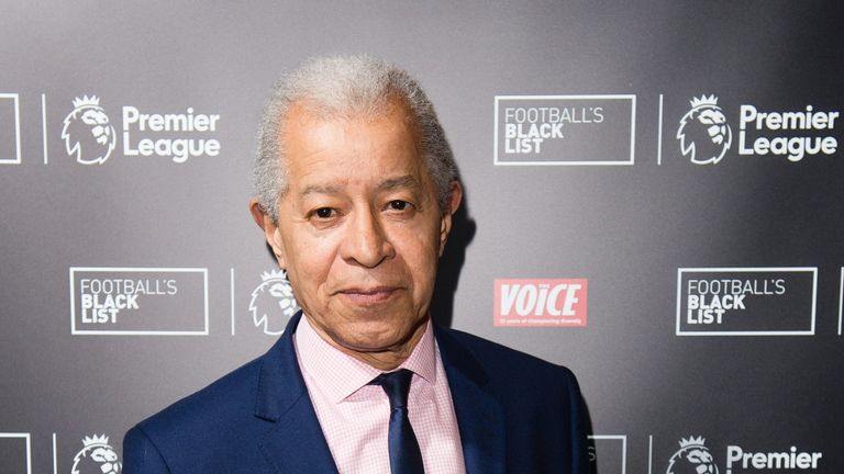 Lord Herman Ouseley is the chairman of Kick It Out