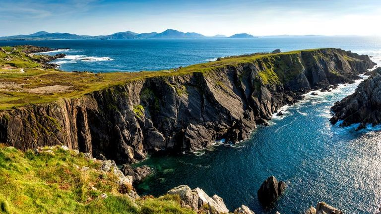 Malin Head, located on the northern tip of the Wild Atlantic Way, while the spectacular beaches of Portsalon and the iconic mountains of Errigal and Muckish are a must-see.