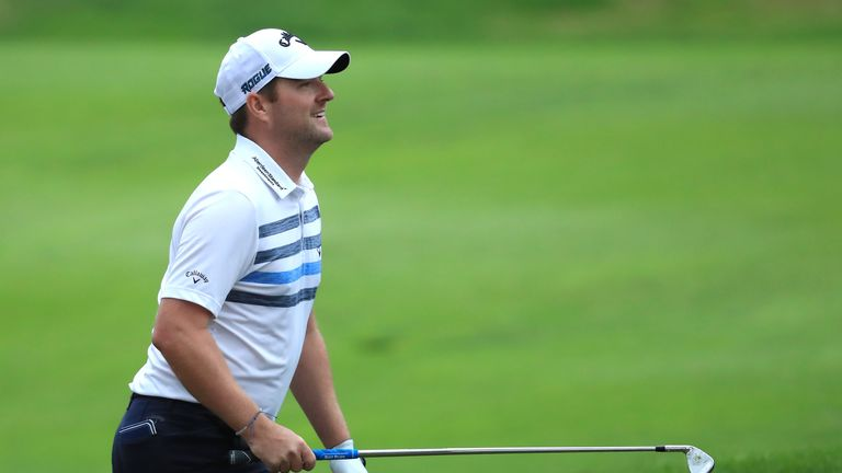 Marc Warren put himself in contention with a 66