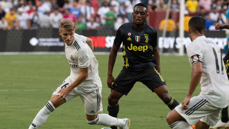 Real Madrid have agreed to send Martin Odegaard to Vitesse Arnhem on loan