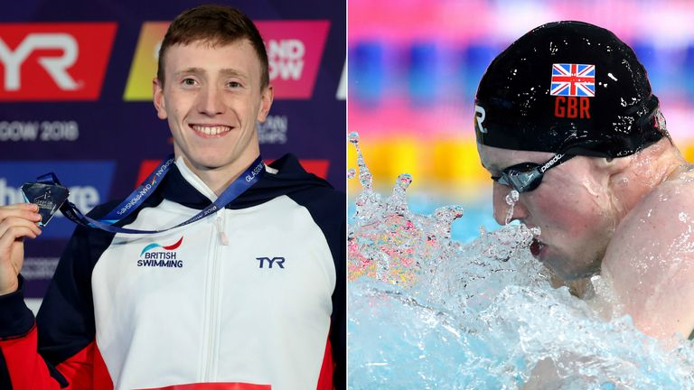 Fit-again Max Litchfield has been in inspirational form in Glasgow