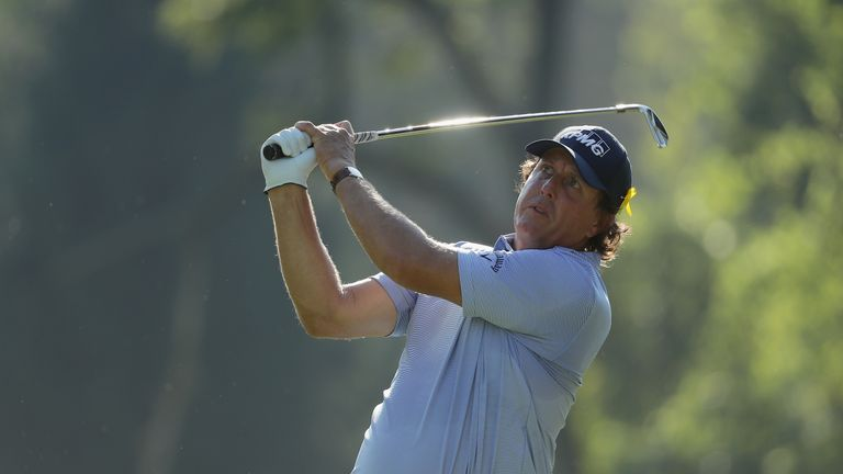 Phil Mickelson will need a captain's pick from Jim Furyk