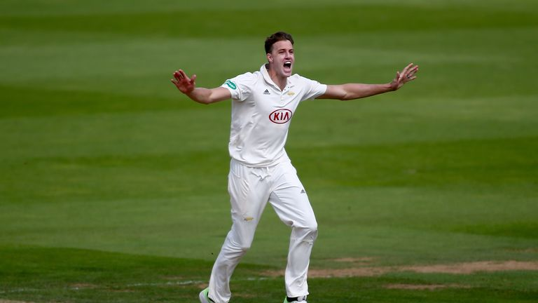 Morne Morkel helped Surrey hammer Notts by an innings for the second time this season