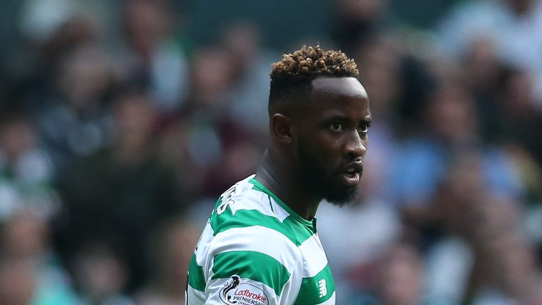 Moussa Dembele has joined Lyon from Celtic