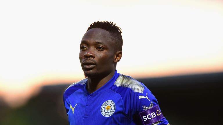 Ahmed Musa has joined Al-Nassr from Leicester